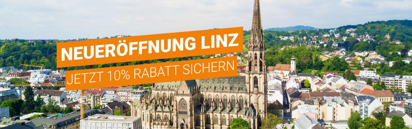 Neueröffnung Linz