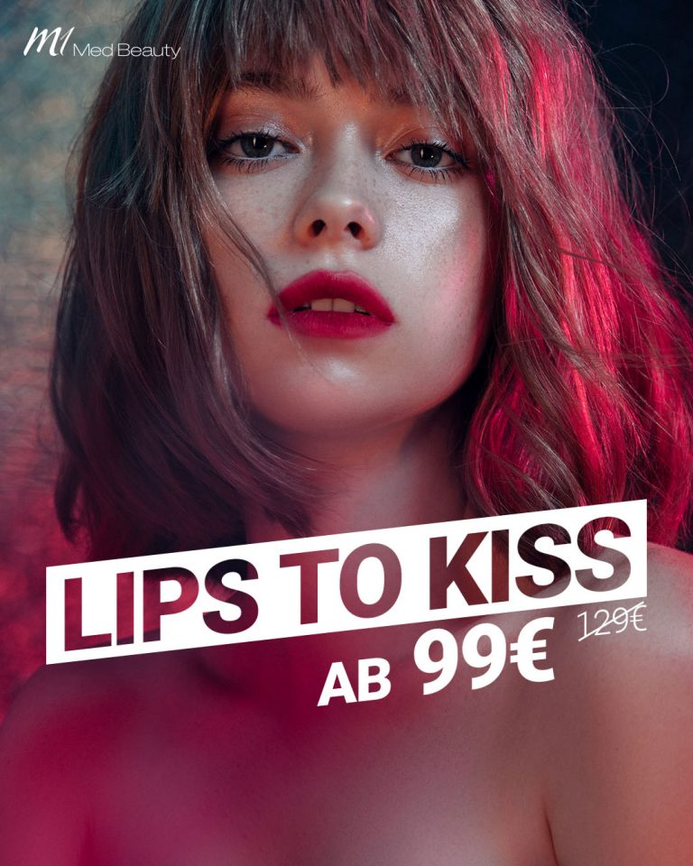 Volle Lippen ab 99€ bei M1 Med Beauty