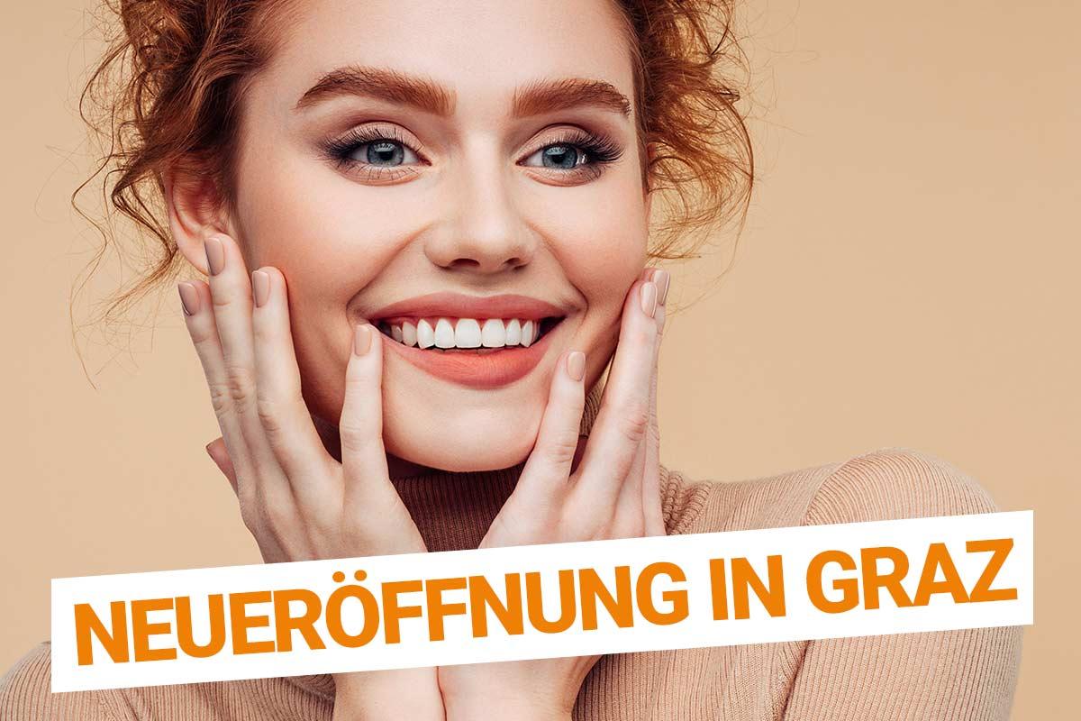 Neueröffnung in Graz