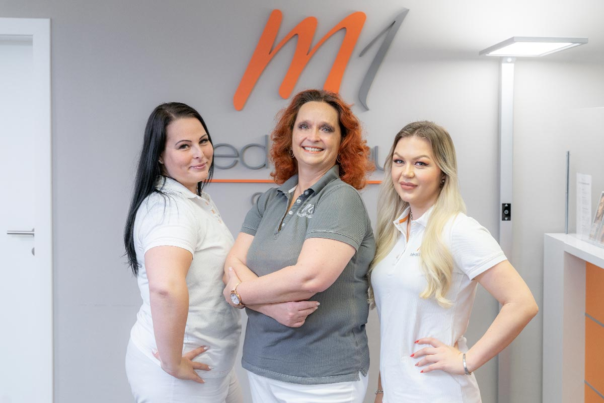 M1 Med Beauty Graz Team