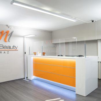 M1 Med Beauty Graz Empfang