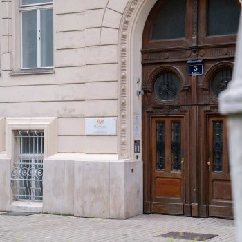 M1 Med Beauty Wien - Rahlgasse Eingang aussen