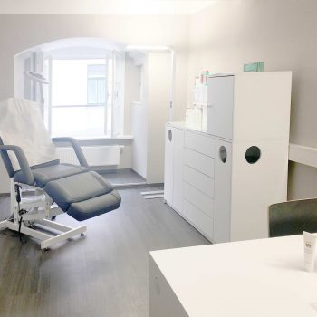 M1 Med Beauty Graz Behandlungsraum