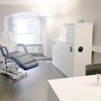 M1 Med Beauty Graz Behandlungsraum